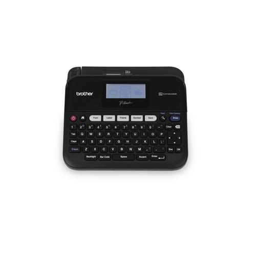 Brother PT D450 PC compatible label printer Dealers in Hyderabad, Telangana, Ameerpet