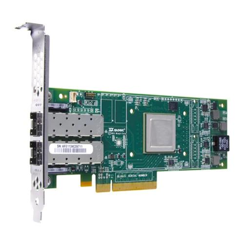 Dell 406 BBGR EMULEX LPE 12000 Dual Port 8GB Fibre Channel Full Height Host Bus Adapter Dealers in Hyderabad, Telangana, Ameerpet