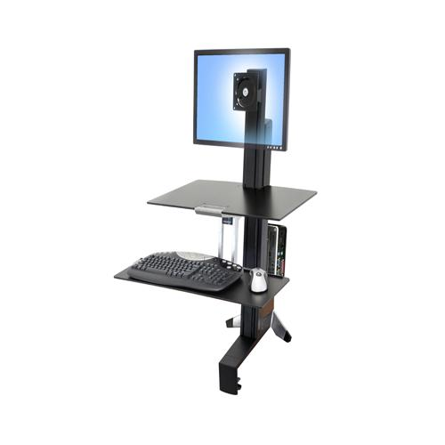 Dell Ergotron WorkFit Single LCD with Worksurface Dealers in Hyderabad, Telangana, Ameerpet