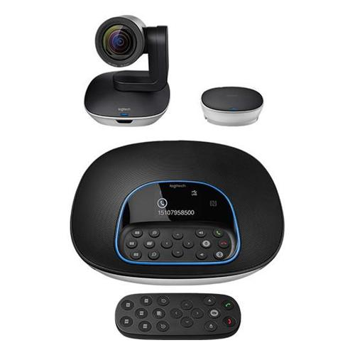 Logitech Group Video Conferencing System for mid to large rooms Dealers in Hyderabad, Telangana, Ameerpet