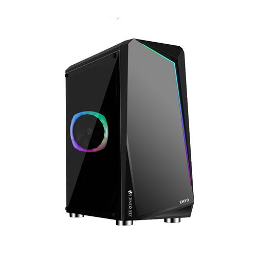Zebronics ZEB 874B Enyo Gaming Chassis Cabinet Dealers in Hyderabad, Telangana, Ameerpet
